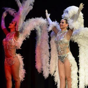 SHOW CABARET IMAG'IN «Strass & Paillettes»